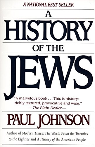 JOHNSON R, HISTORY OF THE JEWS (PB)