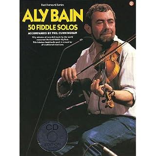 50 Fiddle Solos -For Violin- (Book & CD): Noten, CD für Violine