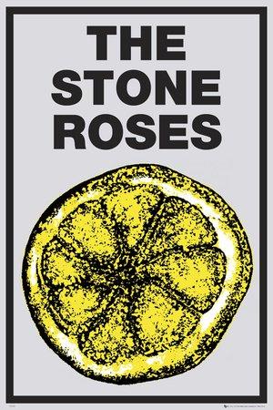 music-maxi-poster-featuring-the-stone-roses-album-artwork-from-the-1989-album-61x915cm