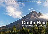 Costa Rica - Regenwald und Vulkane (Tischkalender 2020 DIN A5 quer): Faszinierende Bilder aus dem...