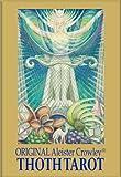 Aleister Crowley Thoth Tarot Pocket: Weltweit einheitliche Neuausgabe der Crowley Tarot-Karten - Aleister Crowley