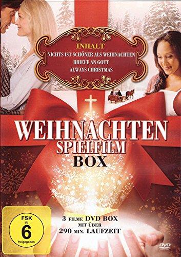 Weihnachten Spielfilm Box - 3 Filme fürs Fest