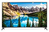 LG 75UJ651V televisore 190,5 cm (75') 4K Ultra HD Smart TV Wi-Fi Nero