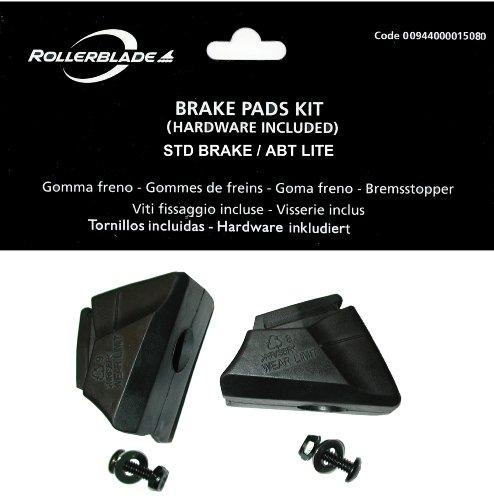 rollerblade-rollen-brake-pad-std-2-pcs-schwarz-one-size-09207400-001