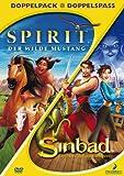 Spirit - Der wilde Mustang / Sinbad - Der Herr der sieben Meere [2 DVDs]