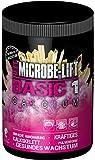 Microbe-Lift 9128-L Basic 1 - Additivo al Calcio per Acquario di Acqua Marina, L