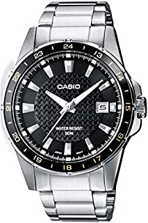 Casio Collection Men's Watch MTP-1290D-1A2VEF (B001TK3CP0) | Amazon price tracker / tracking, Amazon price history charts, Amazon price watches, Amazon price drop alerts