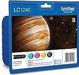 Brother LC-1240VALBP Value Pack B/C/M/Y Print Cartridge