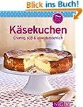 Käsekuchen (Minikochbuch): Cremig, sü...