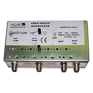 Verstärker Interstage Signalkabel 1Eingang UHF und 1B. III