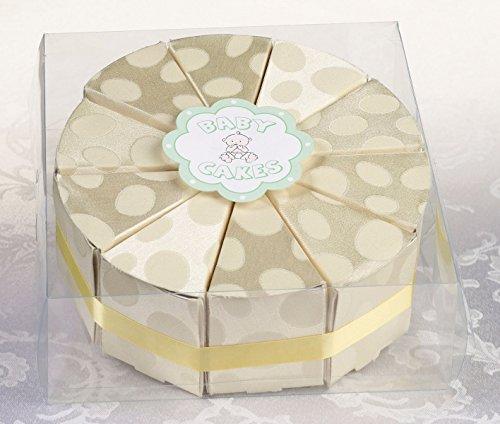 Lillian Rose Boîte à gâteaux pour bébé