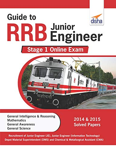 Guide to RRB Junior Engineer Stage 1 Online Exam
