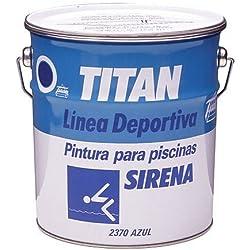 Titan 183271004 - Pintura Piscina Sirena Al Agua 04L