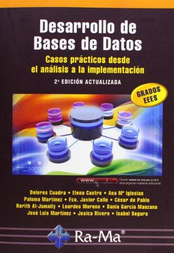 Desarrollo De Bases De Datos: Casos Prácticos Desde El Análisis A La Implementación - 2ª Edición