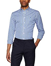 Hackett London Classic Check, Camisa para Hombre
