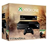 Cheapest Xbox One Console with Kinect Inc Titanfall on Xbox One