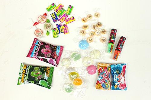 Party Mix, für den Kindergeburtstag, Halloween oder als Füllung einer Pinata, 40 Teile