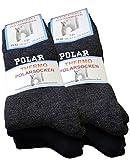 6 Paar THERMO-POLAR Socken, Vollfrottee Arktis Socken von VCA, Gr.-43/46