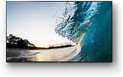 Sony FW-65XE8501 - 65 Clase - BRAVIA XE8 Series indicador LED - señalización digital - 4K UHD (2160p) - HDR - iluminación lateral, potenciómetro de marco - negro