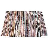 Homescapes Alfombra Chindi Algodón Reciclado Multicolor 150 x 240 cm