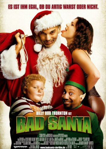 Bad Santa (Elf Von Santa Claus)