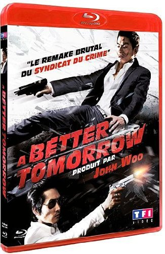 A better tomorrow [Blu-ray] [FR Import]