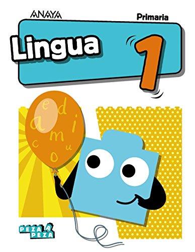 Lingua 1. (Peza a Peza) por Estela Martínez Moldes