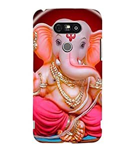 Vizagbeats lord ganesha Back Case Cover for LG G5