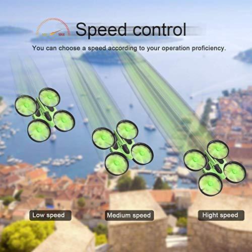 Mini Quadrocopter Drohne, EACHINE E010 Mini Drone RC Quadcopter Spielzeug und Geschenk für Kinder Anfänger - 5