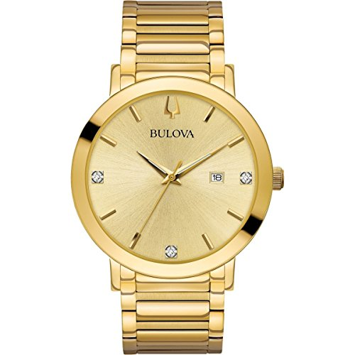 Para hombre Bulova moderno reloj 97d115