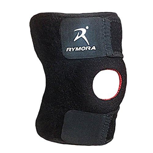 Open Patella Knee Brace Support (L-XL) (Single Brace)