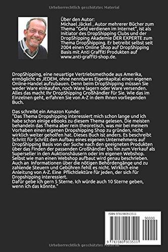 DropShipping von A-Z Erfolgreich verkaufen ohne Eigenkapital – Taschenbuch - 2