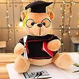 Carino Dr. Orso Peluche Peluche Kawaii Teddy Bear Bambole Animali Regali Di Laurea Per Bambini Bambini Ragazze 1 Pz 18 Cm