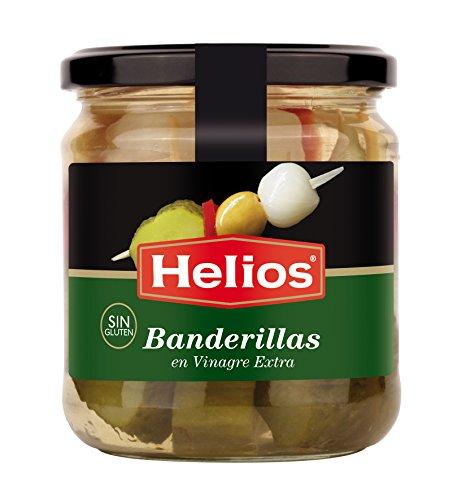 Helios Banderillas en Vinagre - 330 g