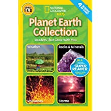 Planet Earth Collection: Readers That Grow with You (National Geographic Readers)