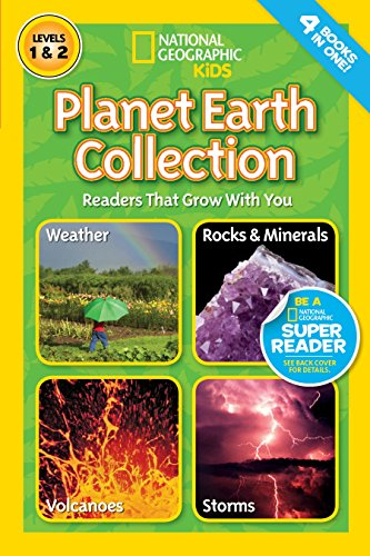 Planet Earth Collection: Readers That Grow with You (National Geographic Readers) por National Geographic Kids