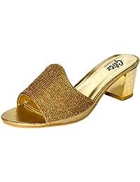 Amazon.fr   dore - Mules et sabots   Chaussures femme   Chaussures ... eba9000903af