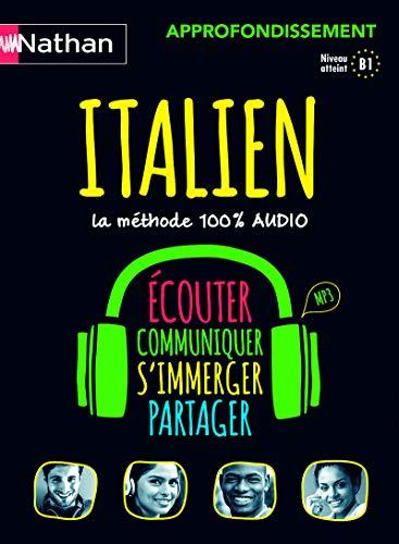 Italien - Coffret Approfondissement 100% audio par Anna Ghirardello