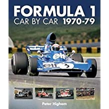 Formula 1: Car by Car 1970-79 (Formula 1 Cbc)