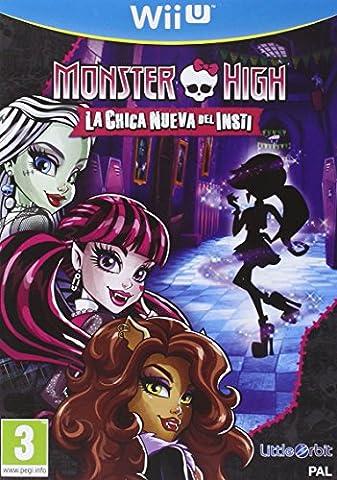 Monster High: Nouvelle fille à l'école [Nintendo Wii