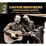 Eight Classic Albums [Audio CD] Louvin Brothers