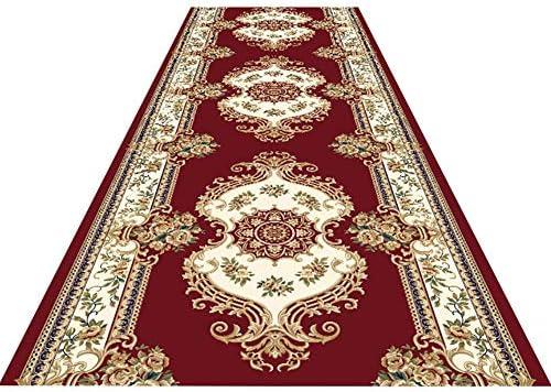 GuoWei-Tappeto Floreale Lungo per Ingresso Corridoio Tradizionale Floreale GuoWei-Tappeto Personalizzabile più Dimensioni (Coloreee   B, Dimensioni   0.9x3m) 49685a