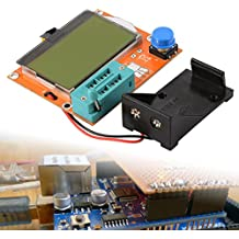 XCSOURCE LCR-T3 Transistor Tester Diodo Triodo capacit¨¤ MOS / PNP / NPN Meter SCR induttanza Meter TE419