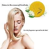 PanDaDa Shampoo Bar, handgemachtes organisches Shampoo mit Pflanzenöl Shampoo & Conditioner Bar Haarpflege (Jasmine)