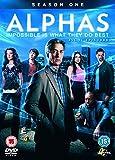 Alphas: Season 1 [Edizione: Regno Unito] [Reino Unido] [DVD]