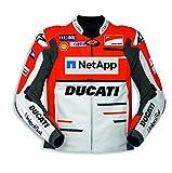 Ducati Alpinestars Replica Moto GP Ducati Team 18 Lederjacke limited Edition Größe 50