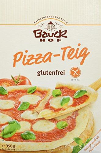 Preisvergleich Produktbild Bauck HOF Bio Pizza-Teig,  vegan,  glutenfrei,  350 g