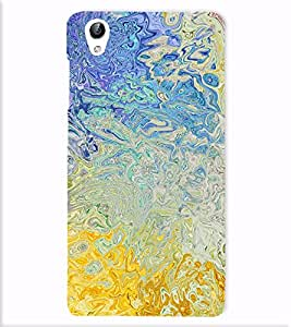 Fuson Designer Back Case Cover for Vivo Y51 :: Vivo Y51L (Colourful Designer Theme)