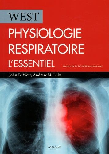 Physiologie respiratoire : L'essenti...