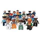 LEGO DUPLO Leute und Berufe 9224 - 20 Elemente für Kinder ab 2 Jahren!